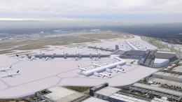 Fraport erhält Baugenehmigung für Flugsteig G