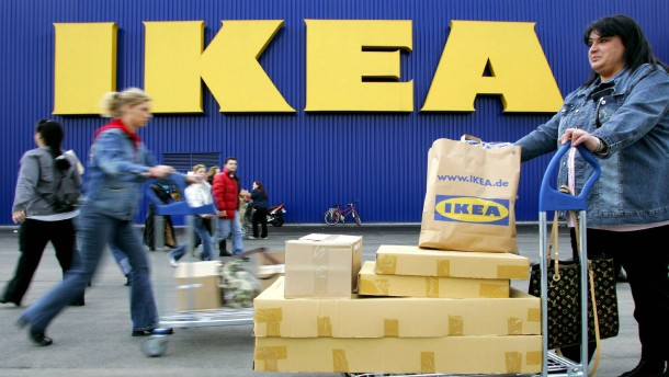 Ikea zieht Bilanz für abgelaufendes Geschäftsjahr
