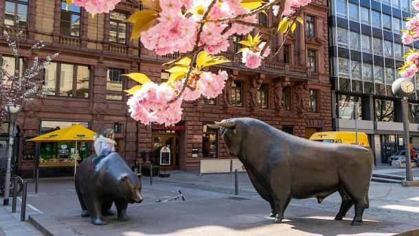 Deutscher Aktienmarkt eröffnet fester