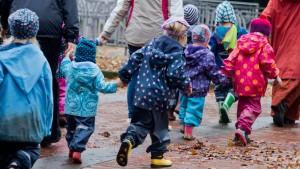 Kinder-Schuhe waren in dem Greenpeace-Test am höchsten belastet.