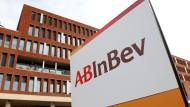 Anheuser-Busch InBev. Das Schwergewicht an der Brüsseler Börse.