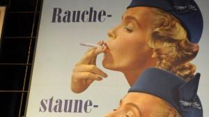 Bundesregierung für Tabak-Werbeverbot auf Plakaten und in Kinos