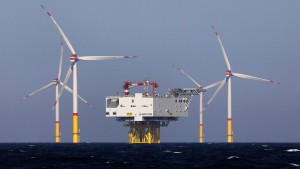 So erzeugen Windräder Strom