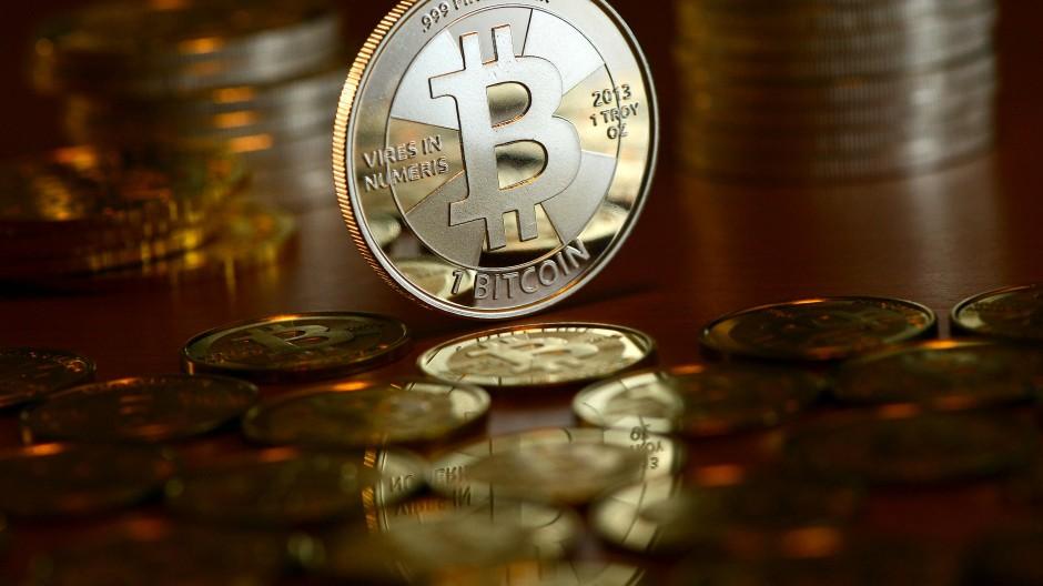 Krypto-Währung: Heftige Kurskapriolen beim Bitcoin