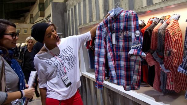 Neue Modetrends von Berliner Fashion Week