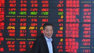 Der unglaubliche Börsenboom in China