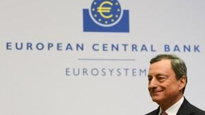 Der Euro fängt sich