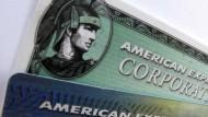 American Express profitiert vom Aufschwung in Amerika