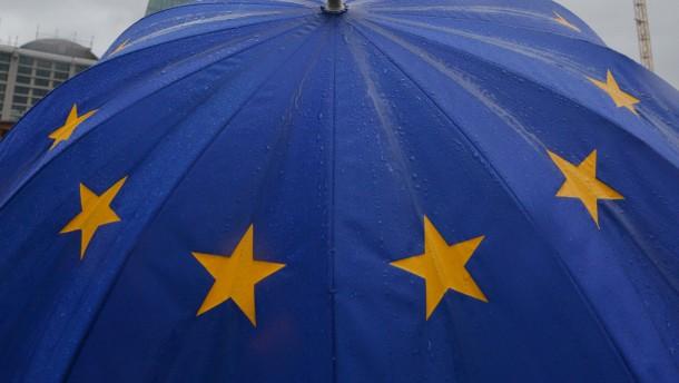 Der EZB-Rat tagt