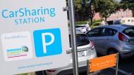 Car-Sharing boomt