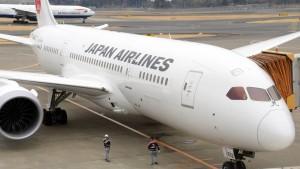 Wieder Probleme bei Boeing mit Batterien im Dreamliner
