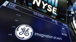 Anleger wetten auf Neustart von General Electric
