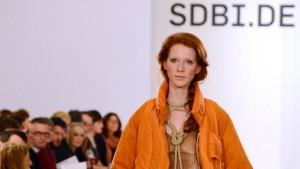 Öko-Mode ist Trend auf Fashion Week
