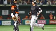 """Die Spielkunst des Baseballspielers Seiya Suzuki scheint """"kamitteru"""" – gottgleich zu sein."""