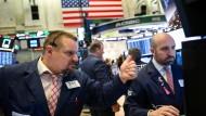 In jüngster Zeit hält sich die Beisterung der Aktienhändler an der Wall Street in Grenzen.