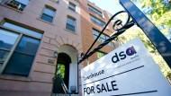 Häuser lassen sich in Amerika ganz gut verkaufen.