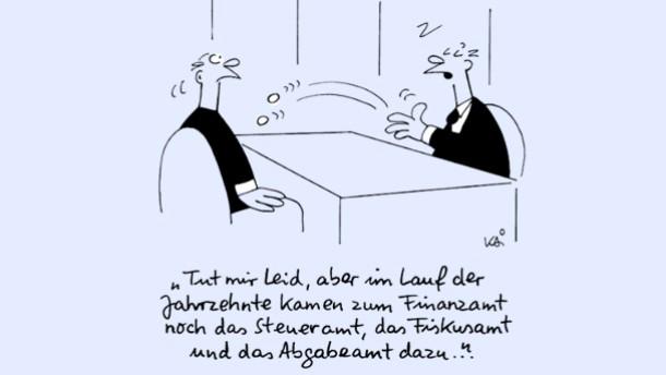 Karikatur / Kai / Finanzmarkt 2013 07 12