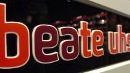 Das Logo der Beate-Uhse AG.