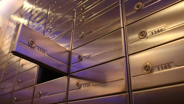 Der sichere Banksafe lockt