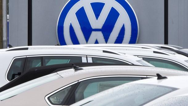 VW-Konzern weist neue Vorwürfe zurück