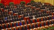 Chinas Führung fürchtet nichts so sehr wie Machtverlust.
