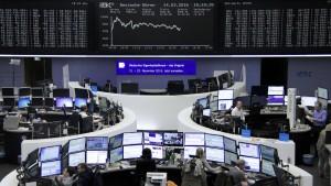 Dax zeigt sich freundlich vor Fed-Entscheid