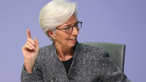 Rekord-Anleihekäufe der EZB