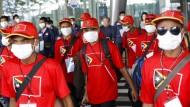 Zahl der Mers-Todesopfer in Südkorea steigt auf neun