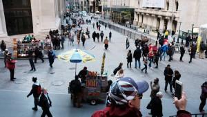Der Weg zum Wall-Street-Millionär wird steiniger