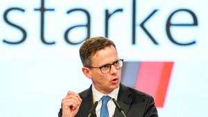 Wie die CDU die Bürger zum Sparen verpflichten will