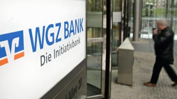 Strafzinsen auch bei der WGZ-Bank