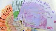 Bilanzen über Bilanzen