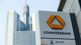 Wut im Commerzbank-Aufsichtsrat