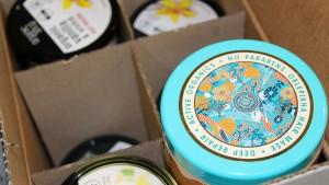 Sibirische Naturkosmetik punktet mit Kaviar und Yak-Milch