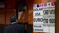 Mexiko verlängert Stützungskäufe für Peso