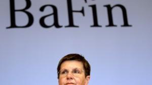 Bafin-Präsidentin geht nach Brüssel
