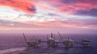 Noch fließt das Öl vor Norwegens Küste und der Staatsfonds wird noch nicht gebraucht.