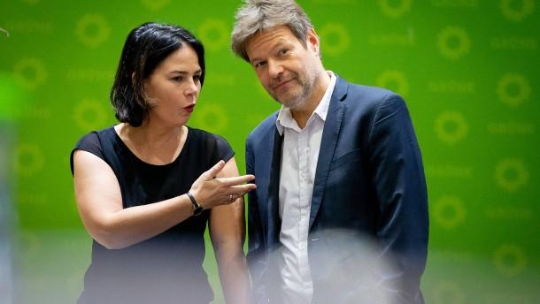 Grüne wollen 1500 Euro für Soloselbständige