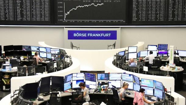 Wann kommt die Erholung an den Börsen?
