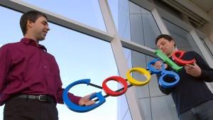 Google feiert sein Wall-Street-Jubiläum