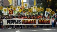 Klimagipfel und Tag der Deutschen Industrie