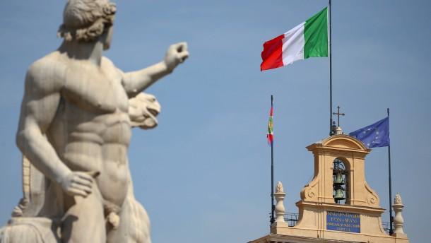 Haushaltspolitik treibt Anleiherenditen auf 4-Jahreshoch