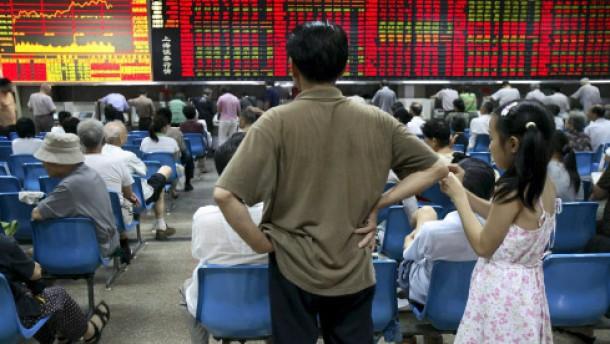 Amerikanische Hypothekenkrise erreicht China