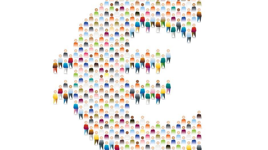 Aus vielen kleinen Beträgen eine große Euro-Summe machen: das ist der Sinn des Crowdinvesting.