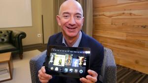 Jeff Bezos, der Datensammler  von Amazon