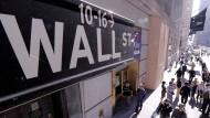 Die Richtung ist noch offen: Die Wall Street wartet auf die Kongresswahlen.
