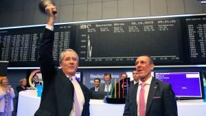 Börsen-Neuling Covestro steigt in den M-Dax auf