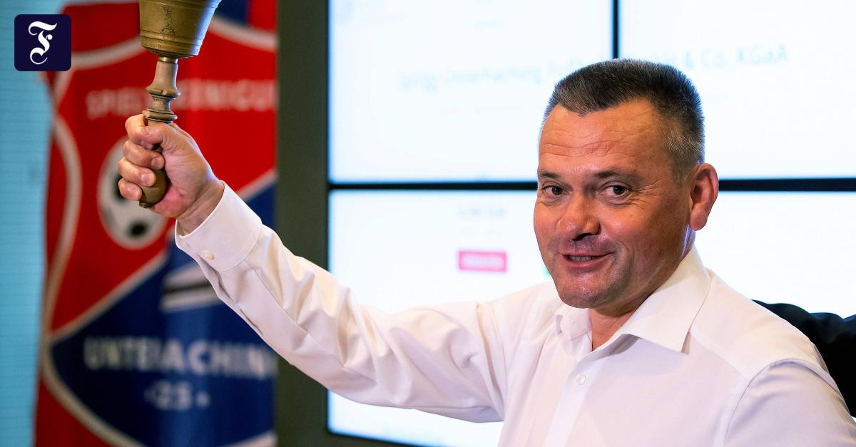 Spvgg Unterhaching hat Hälfte des Grundkapitals verloren