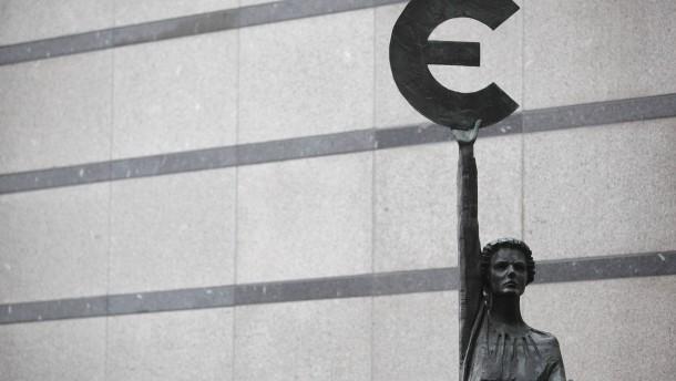 Dem Euribor gehen die Banken aus