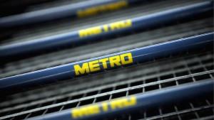 Metro spürt die Konsumflaute